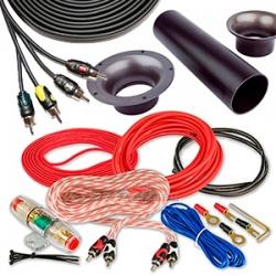 Акустический кабель, Монтажные комплекты, Силовые кабели, Межблочные кабели, Аудиоаксессуары
