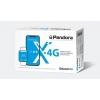 Новая GSM микросигнализация Pandora X-4G
