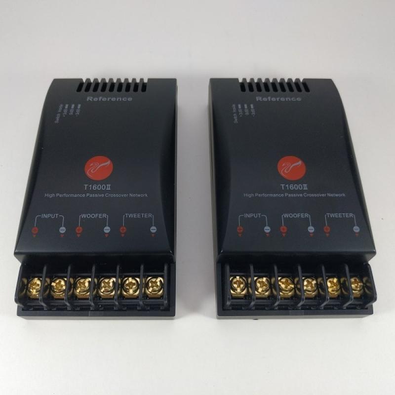 2-полосный кроссовер HiVi T1600II X-over (пара)