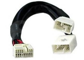 Y-кабель Honda Acura (для г/у с блоком навигации)