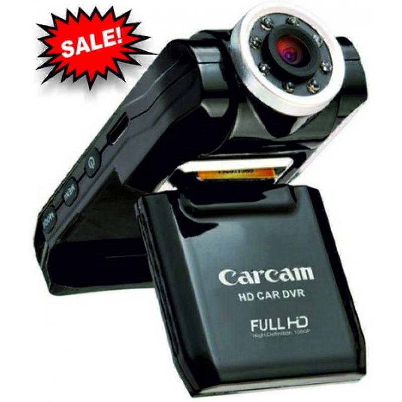 Видеорегистратор CarCam F2000FHD (распродажа)