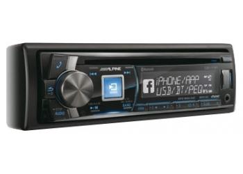 USB-Автомагнитола ALPINE CDE-177BT