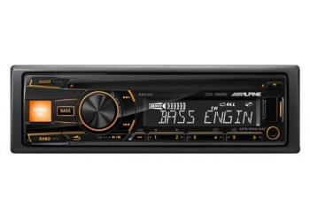 USB-Автомагнитола ALPINE CDE-180RM