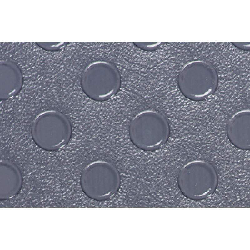 Автолин Люкс с пятачками ТЕМНО-СЕРЫЙ, ширина 1,5м (цена указана за пог.м.)