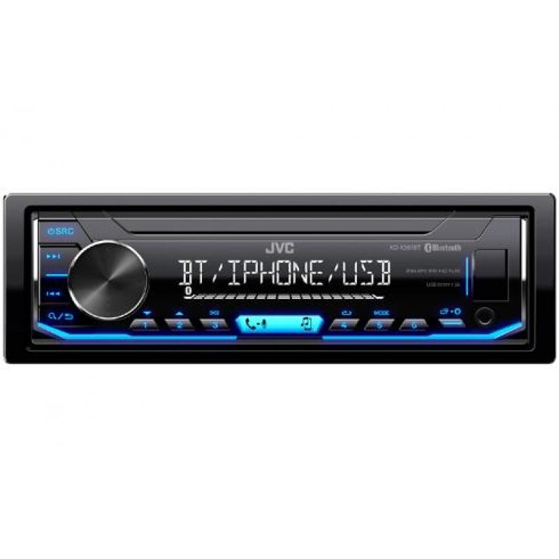 USB-Автомагнитола JVC KD-X351BT