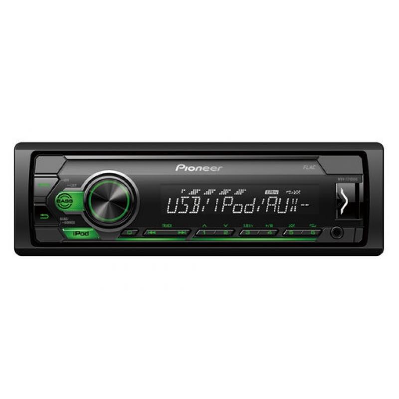 PIONEER MVH-S110UIG Автомобильный USB-ресивер с возможностью управлением Ipod/iPhone и устройств Android