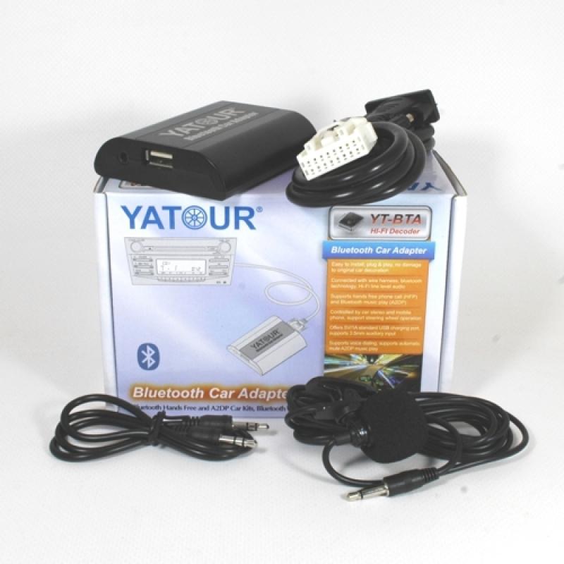 Bluetooth Адаптер YATOUR YT-BTA MAZDA1(2002-2008 Mazda )