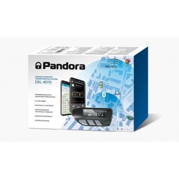 Аппаратное обновление Pandora DXL 4970