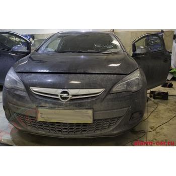 Opel Astra - Pandora DXL 3910