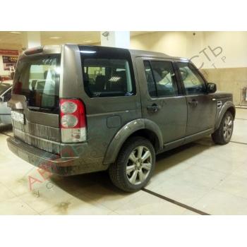 Land Rover 2012 - Тонирование