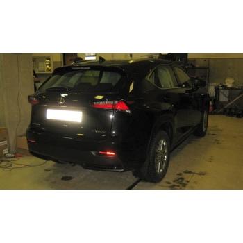 Lexus NX 2015 - защита от угона, тонирование, шумоизоляция