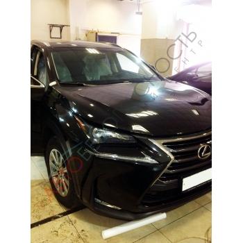 Lexus NX - Защита лобового стекла