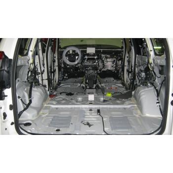 Prado 150 - Защита от угона, шумоизоляция, бронирование/тонирование окон, WEBASTO