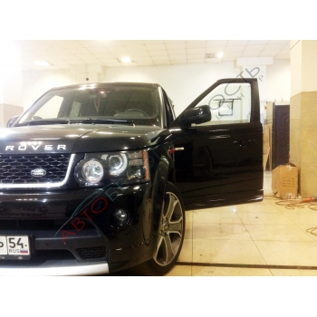 Range Rover 2012 - Тонирование