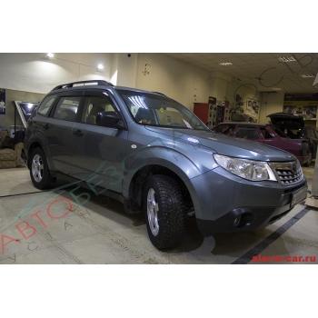 Subaru Forester - Тонирование