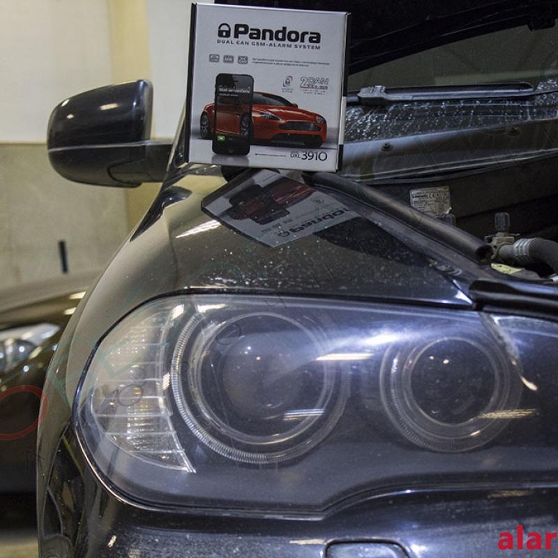 BMW X5 - Pandora DXL 3910