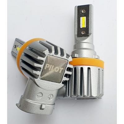 Эволюция автомобильных  ламп