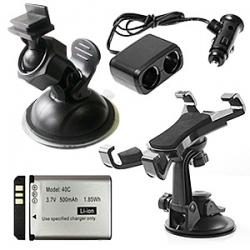 Аксессуары для видеорегистраторов, планшетов, GPS навигаторов, телефонов, Разветвители прикуривателя