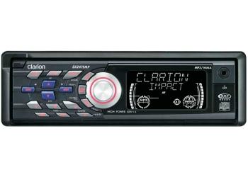 CD/MP3-Автомагнитола Clarion DXZ475MP