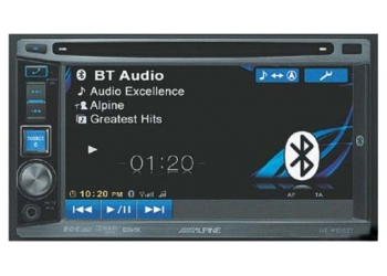 Монитор 2DIN ALPINE IVE-W530BT