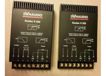 2-полосный кроссовер Dynaudio X252 (пара)