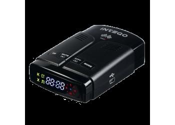 Радар-детектор INTEGO GP GOLD S (сигнатура нового поколения, GPS, сегментный дисплей) ( Антирадар )
