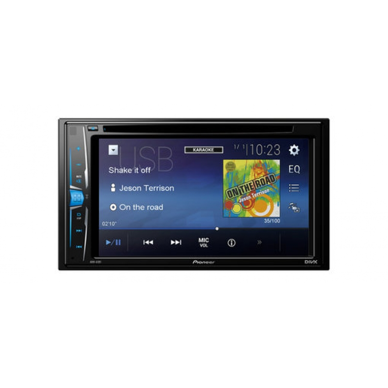 Монитор+DVD проигрыватель Pioneer AVH-A101