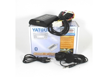 USB, MP3, CD Адаптер YATOUR YT-BTA NISSAN (Nissan, Infinity) Bluetooth адаптер (с USB)