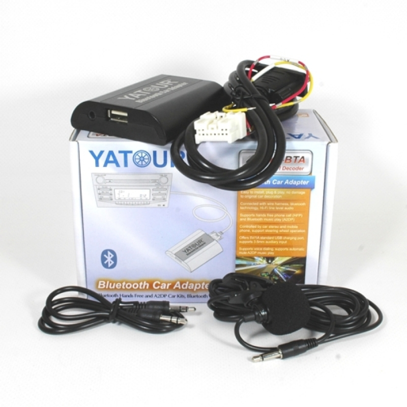 Bluetooth Адаптер YATOUR YT-BTA NISSAN (Nissan, Infinity)