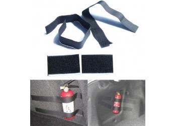 Липкие удерживающие ленты в багажник (5x11-2шт. 5x58-2шт.)