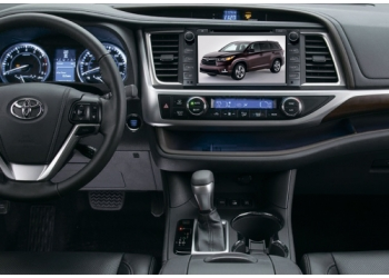 Phantom DVM-3060G iS (Toyota Highlander 2014+)